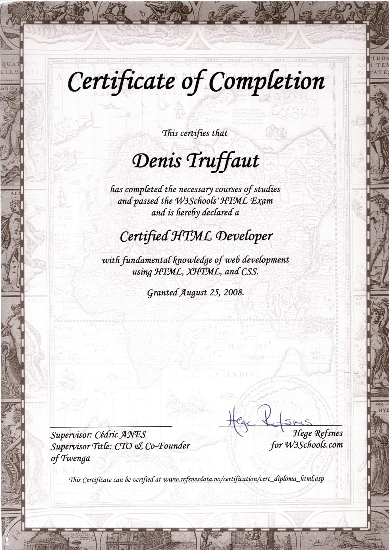 Denis truffaut certifications scrum master ceseo php mysql html certification developeur html css javascript xflitez Choice Image